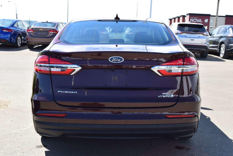 2019 Ford Fusion Hybrid SE for sale in Peace River, Alberta