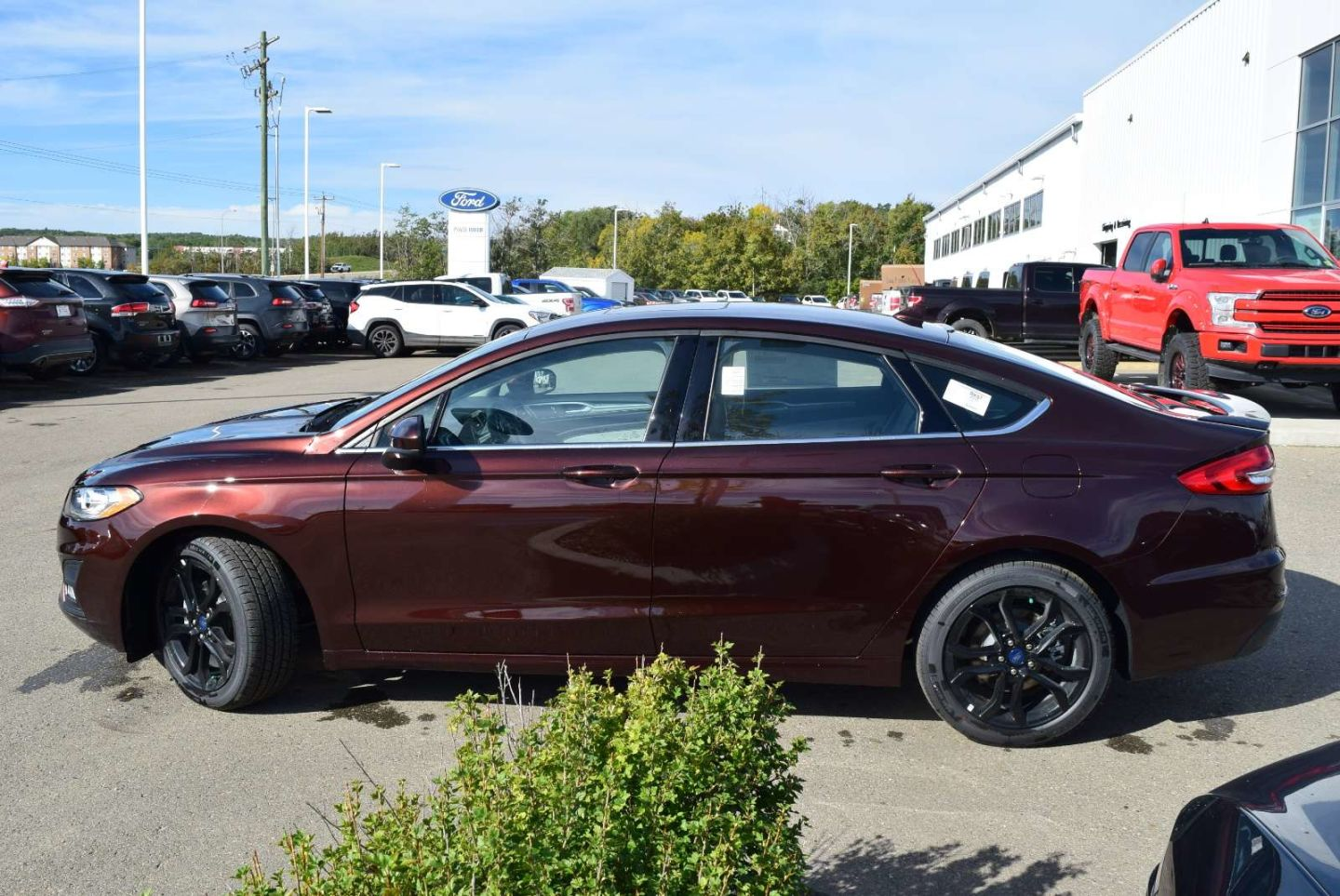 2019 Ford Fusion SE for sale in Peace River, Alberta