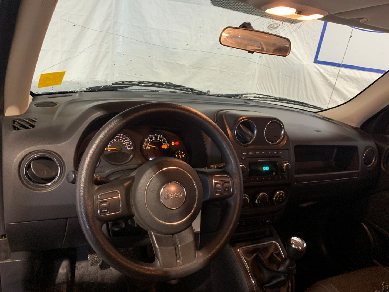 2015 Jeep Patriot Sport for sale in Peace River, Alberta