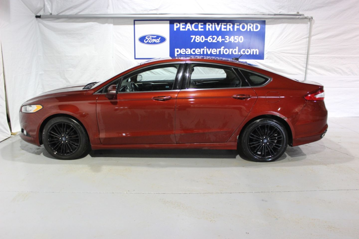 2014 Ford Fusion SE for sale in Peace River, Alberta