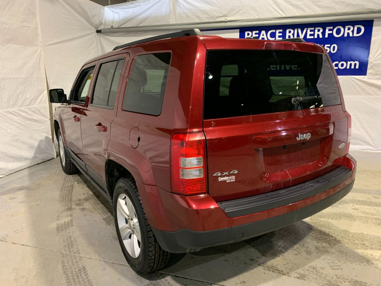 2013 Jeep Patriot Sport for sale in Peace River, Alberta