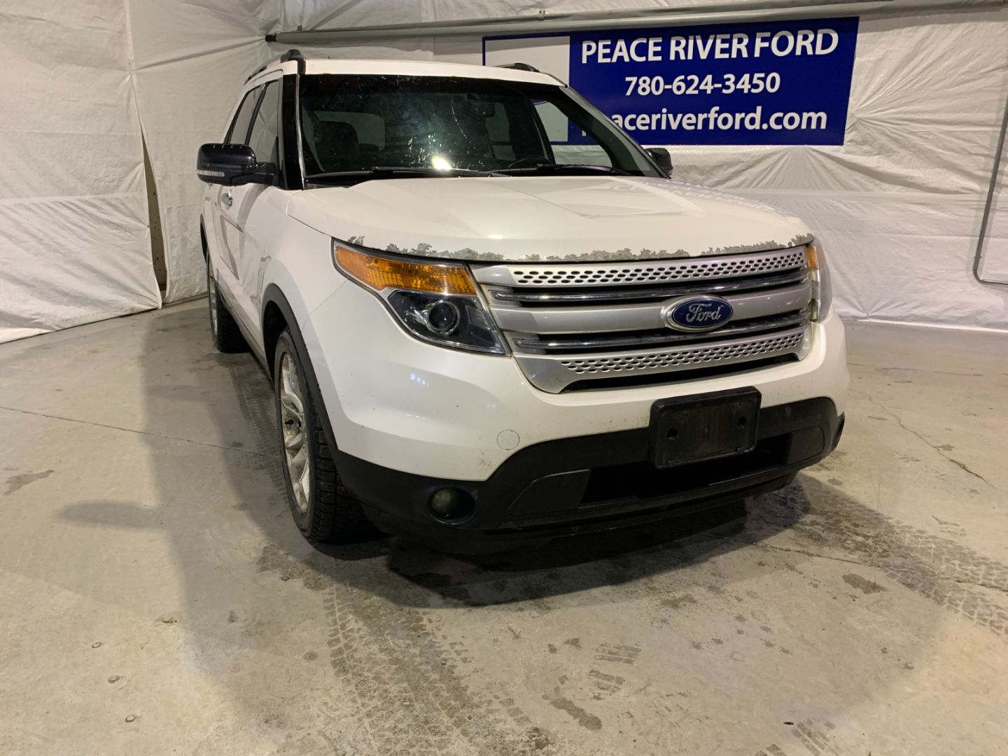 2012 Ford Explorer XLT for sale in Peace River, Alberta