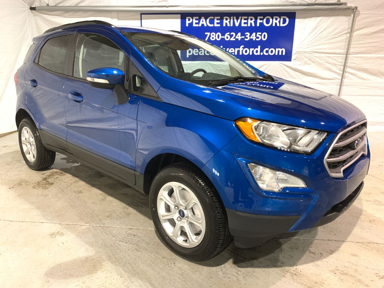 2020 Ford EcoSport SE for sale in Peace River, Alberta