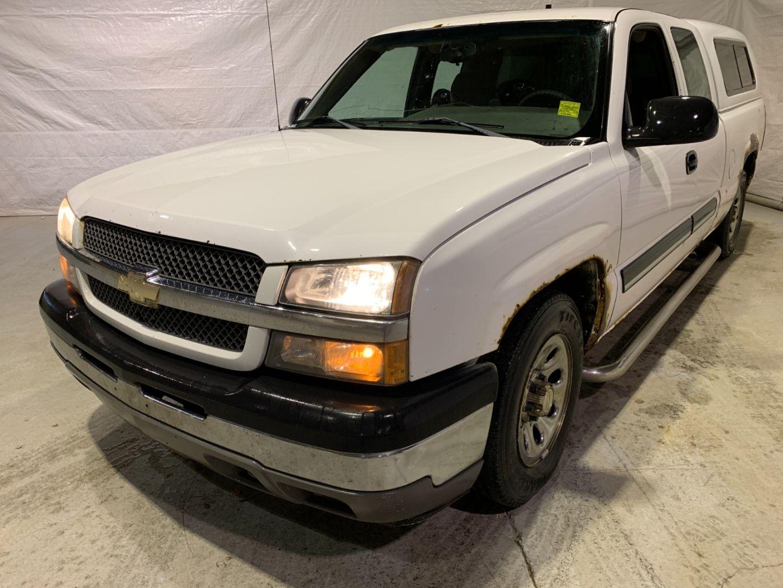 2005 Chevrolet Silverado 1500 LS for sale in Peace River, Alberta