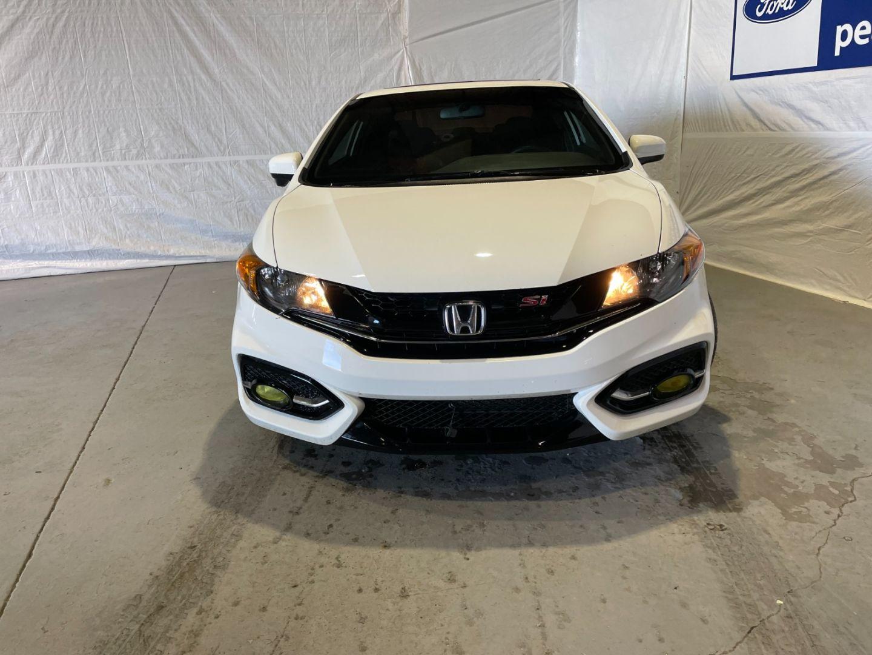 2015 Honda Civic Coupe Si for sale in Peace River, Alberta