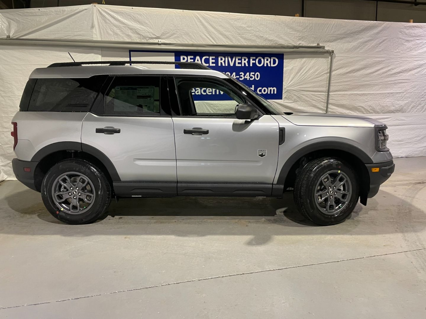 2021 Ford Bronco Sport Big Bend for sale in Peace River, Alberta