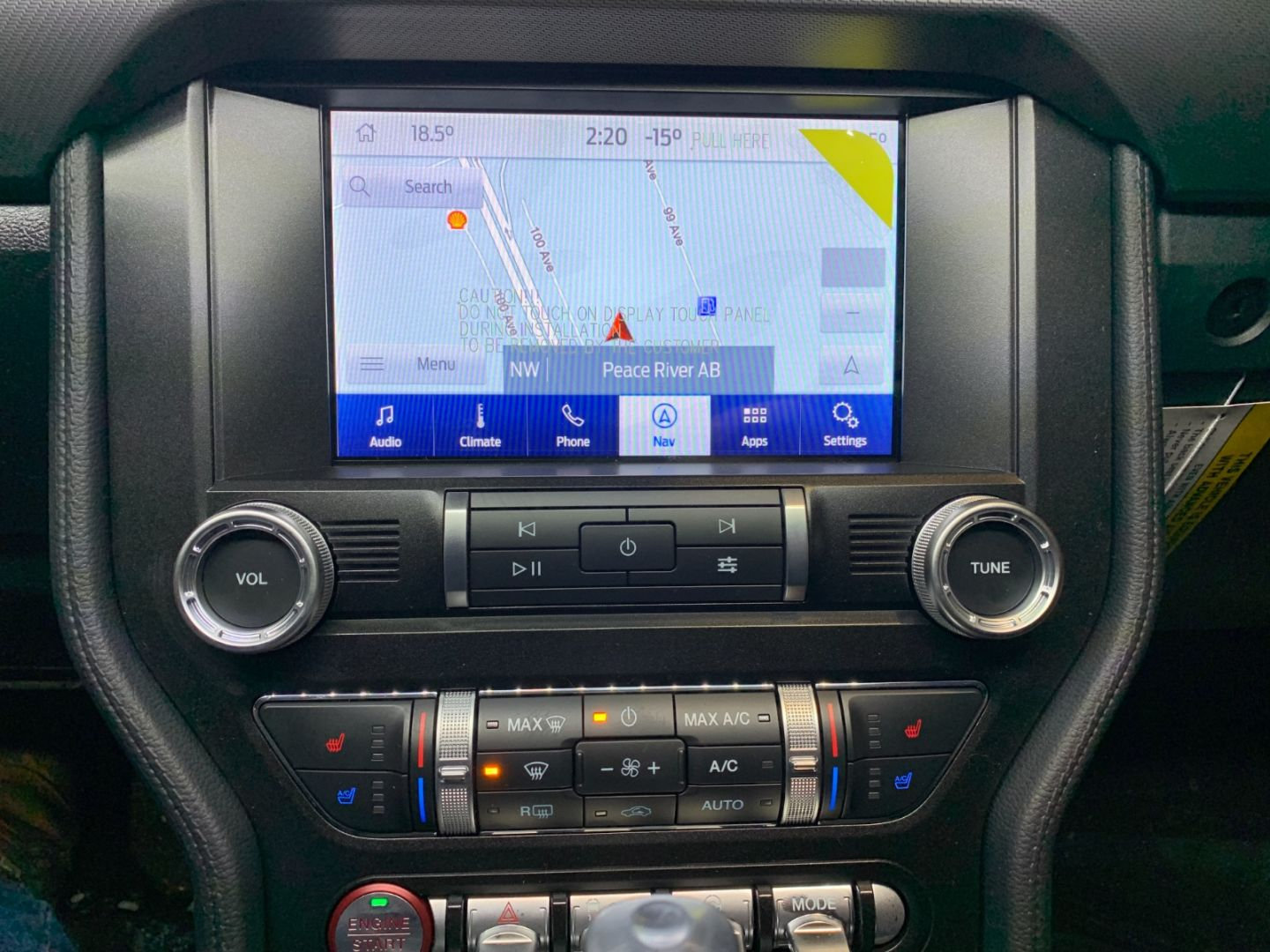 2021 Ford Mustang EcoBoost for sale in Peace River, Alberta