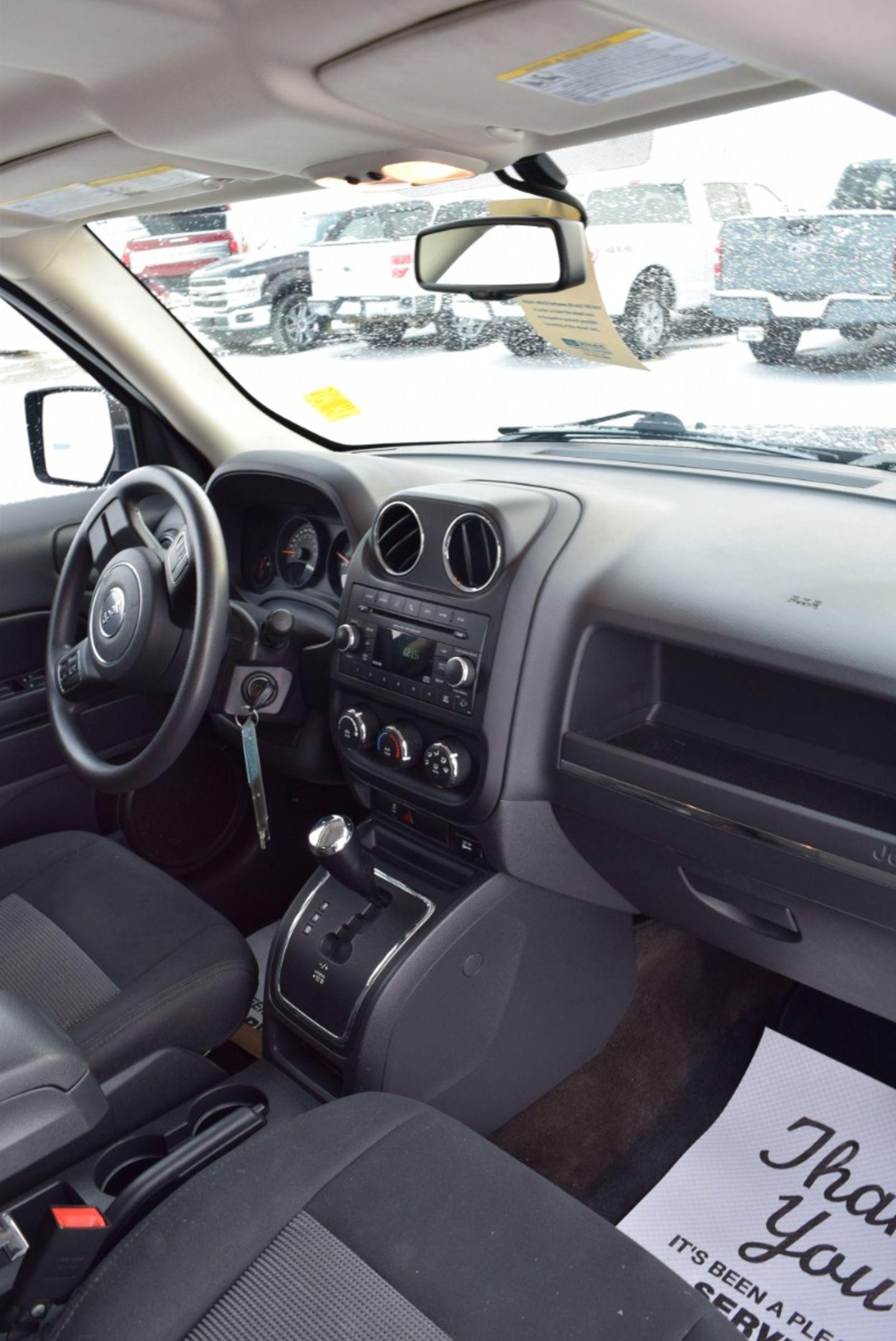2014 Jeep Patriot North for sale in Peace River, Alberta