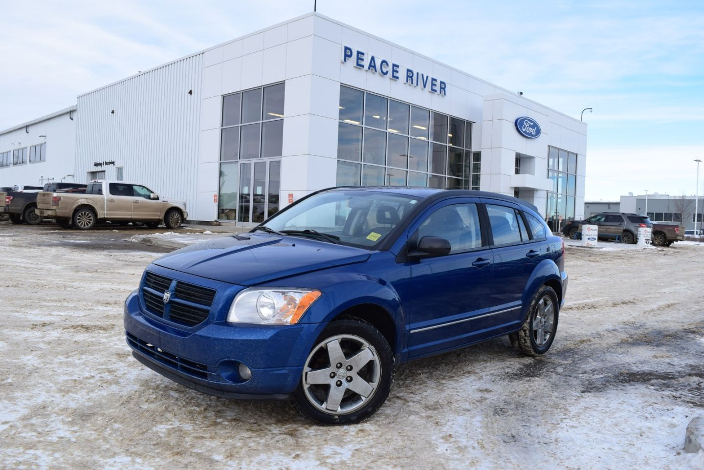 2009 Dodge Caliber SXT for sale in ,