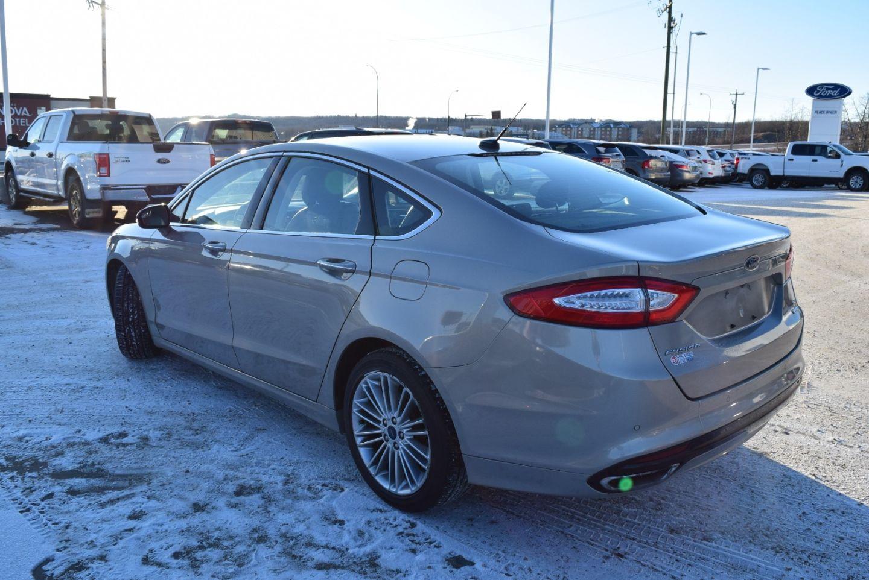 2015 Ford Fusion SE for sale in Peace River, Alberta