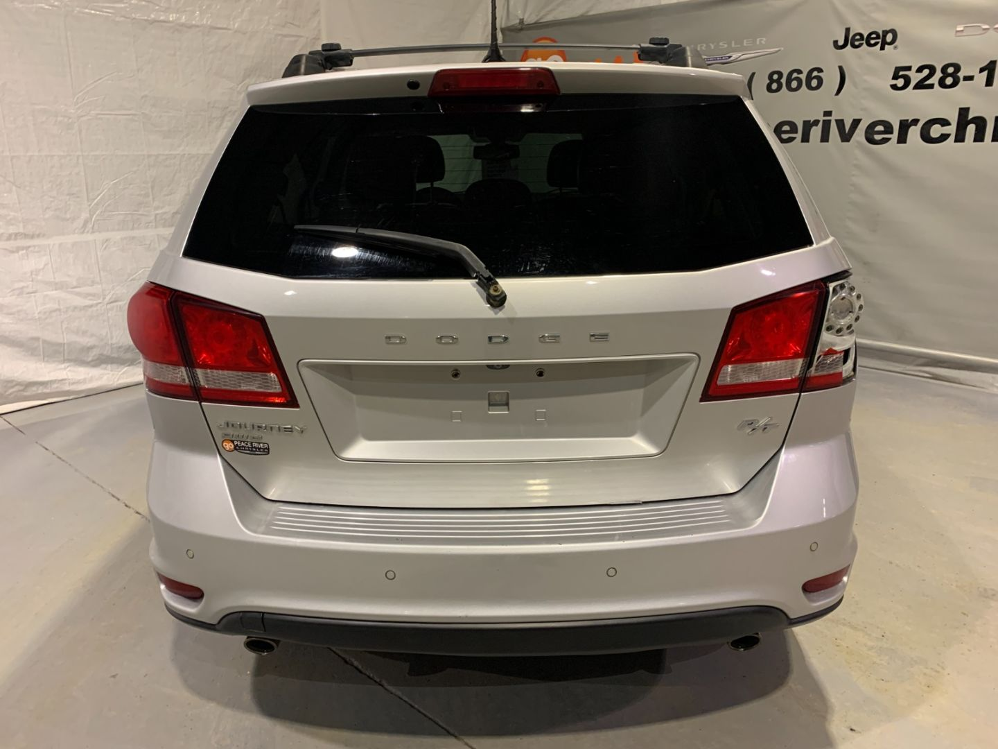 2012 Dodge Journey R/T for sale in Peace River, Alberta