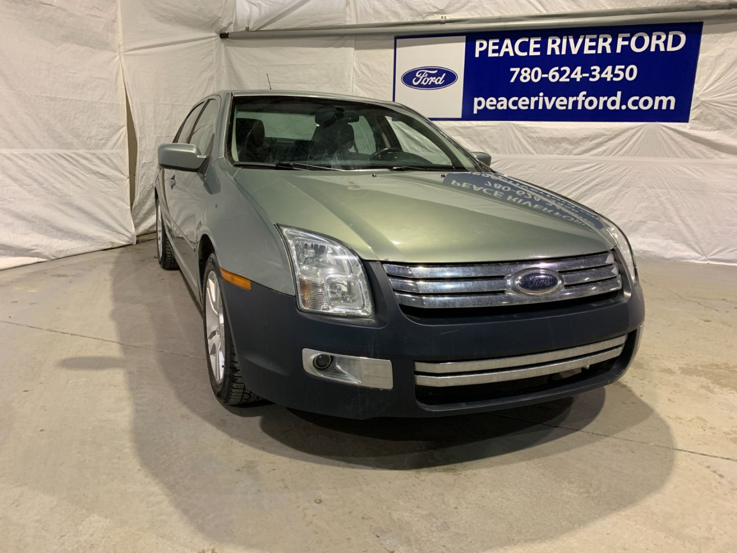 2008 Ford Fusion SEL for sale in Peace River, Alberta