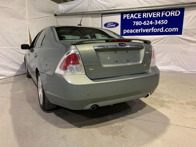 2008 Ford Fusion SEL for sale in Peace River, Alberta