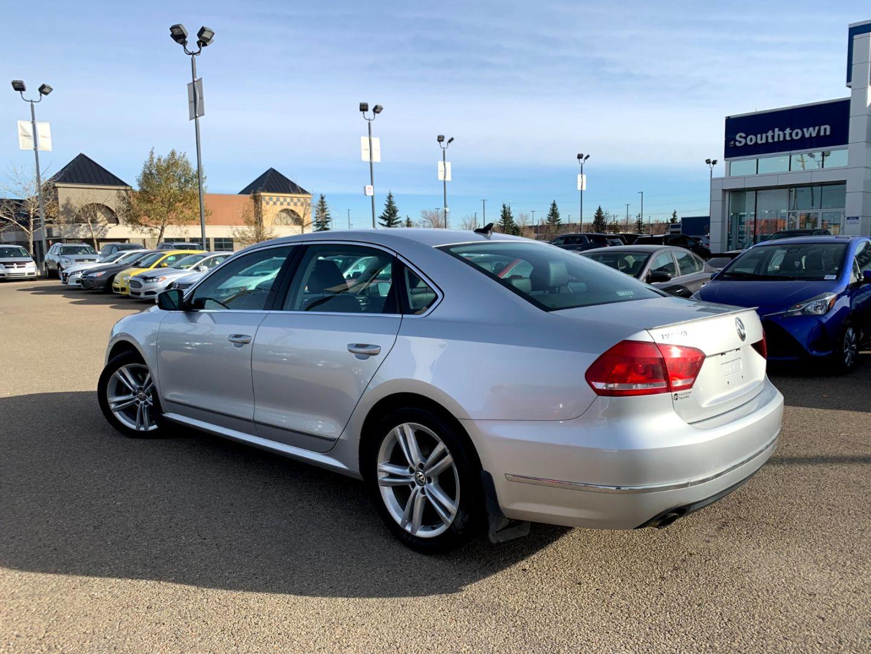 2015 Volkswagen Passat Highline for sale in Edmonton, Alberta
