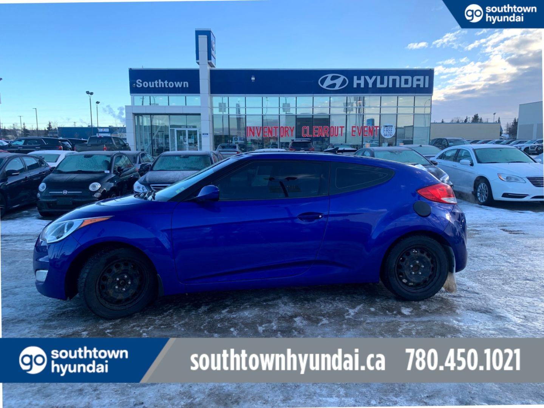 2012 Hyundai Veloster w/Tech for sale in Edmonton, Alberta
