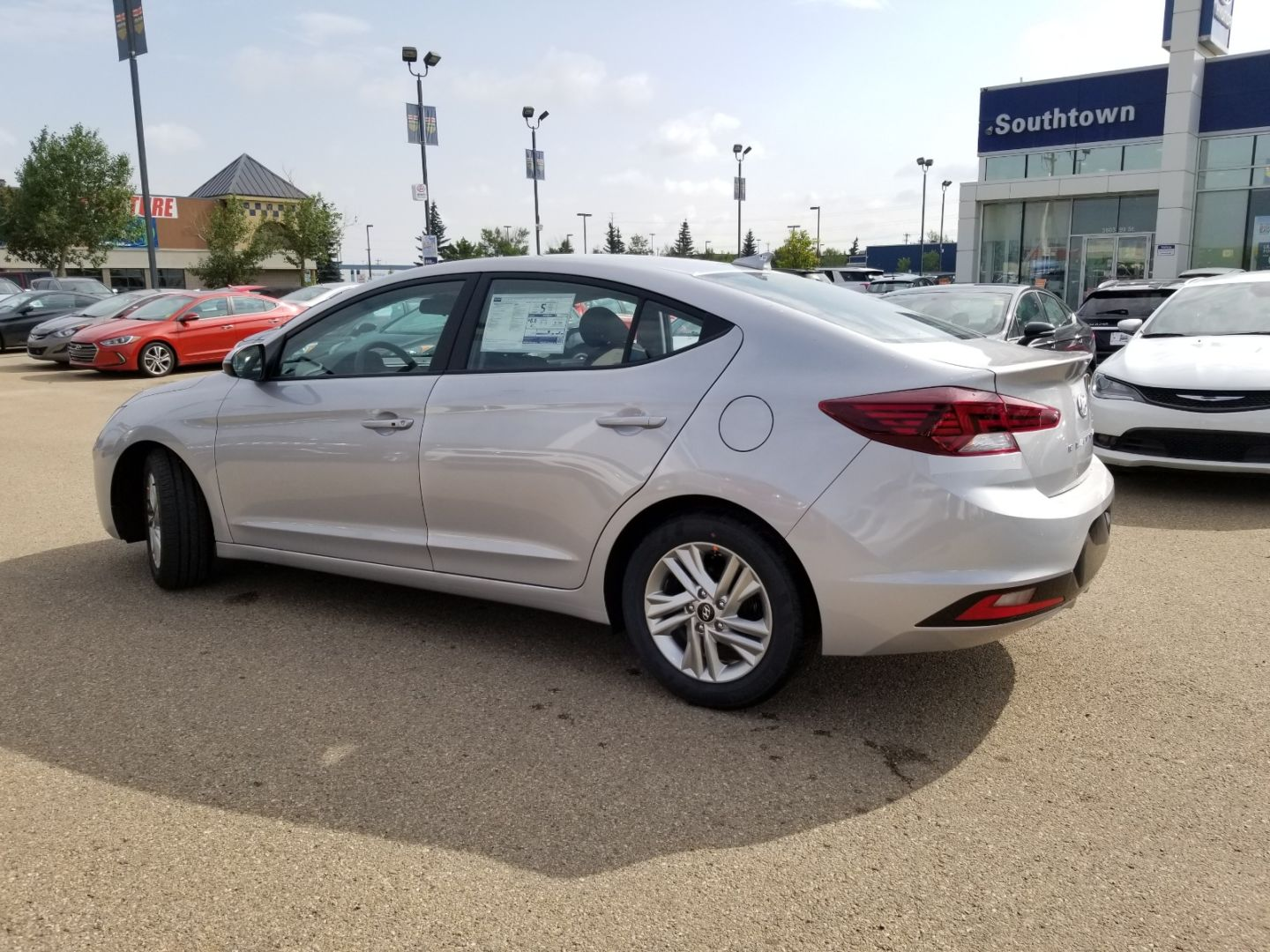 2020 Hyundai Elantra Preferred for sale in Edmonton, Alberta