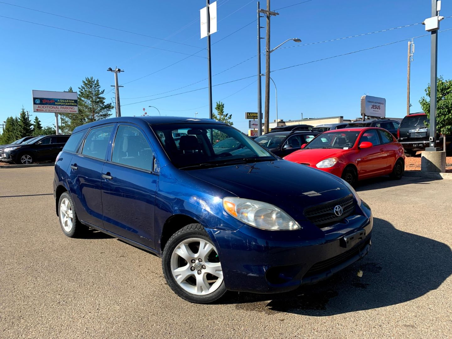2005 Toyota Matrix XR for sale in Edmonton, Alberta