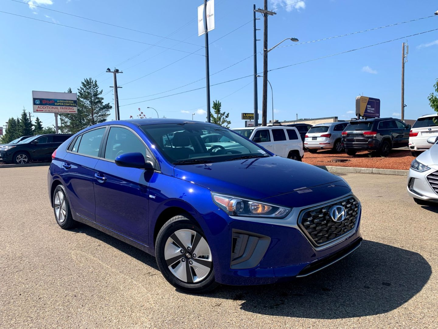 2020 Hyundai IONIQ Hybrid Essential for sale in Edmonton, Alberta