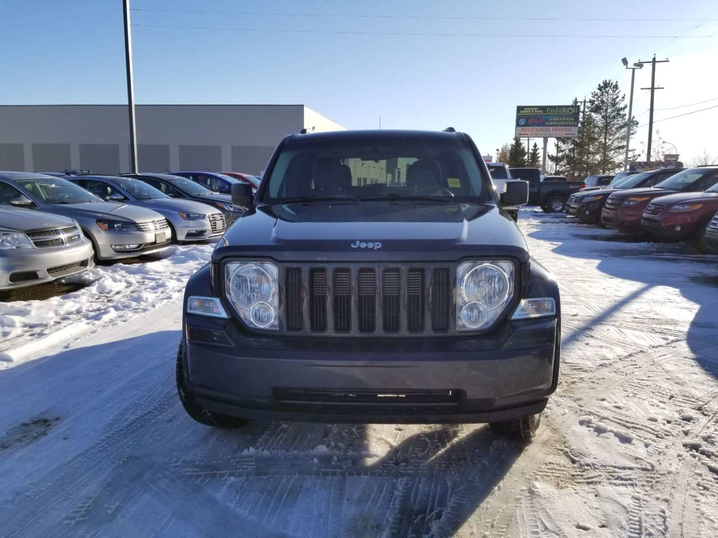 2011 Jeep Liberty Sport for sale in Edmonton, Alberta