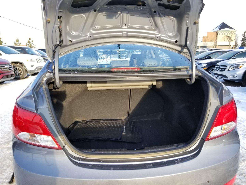 2017 Hyundai Accent SE for sale in Edmonton, Alberta