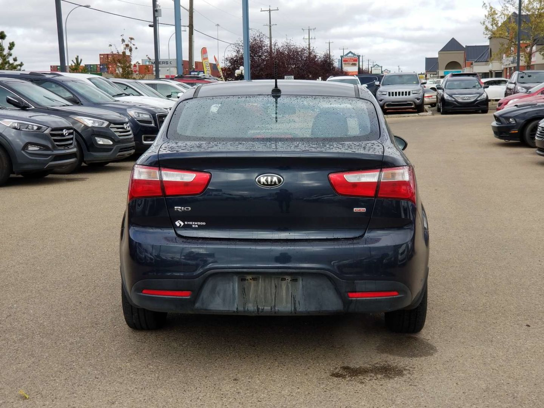 2015 Kia Rio LX+ for sale in Edmonton, Alberta
