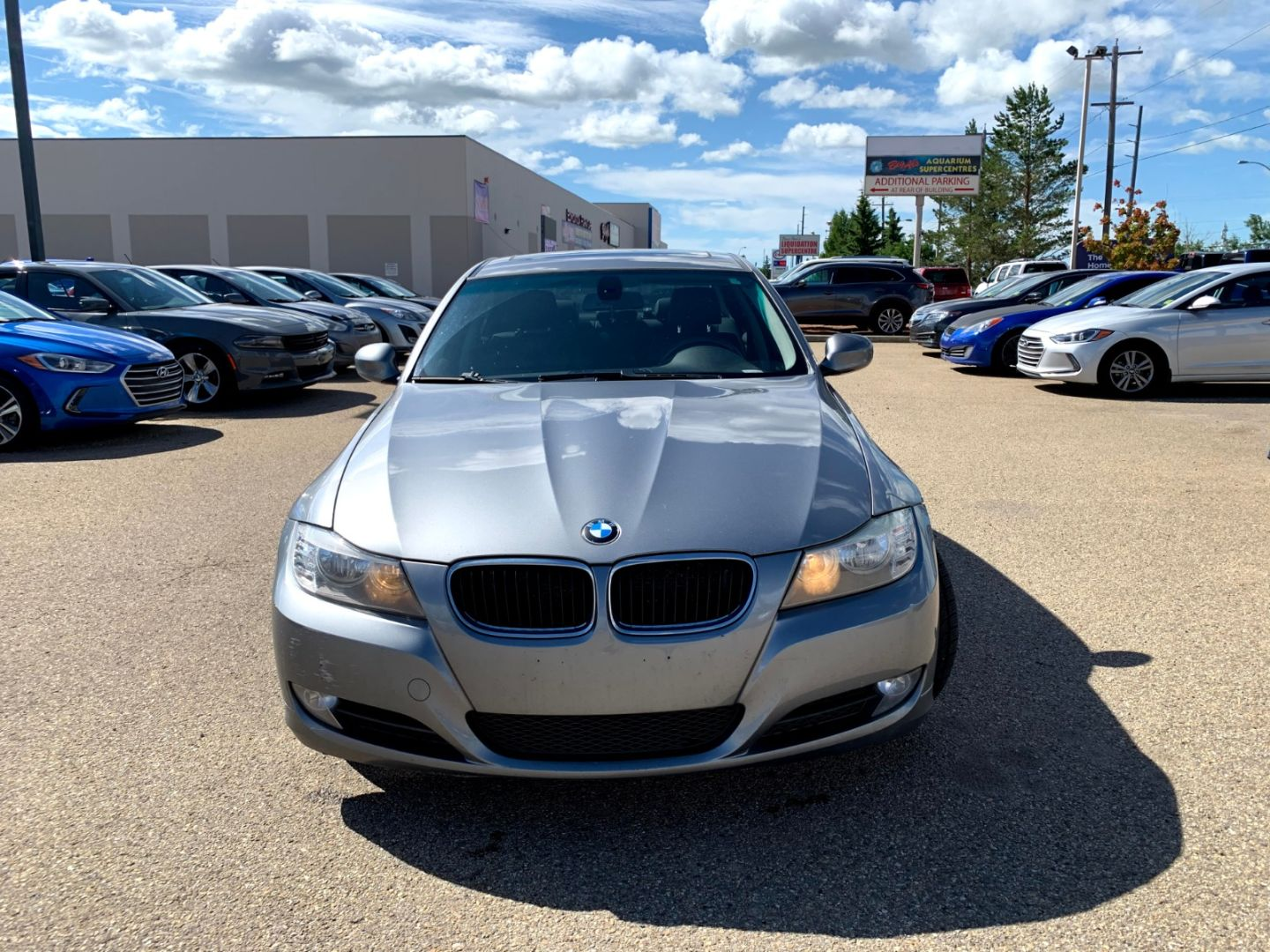 2009 BMW 3 Series 323i for sale in Edmonton, Alberta