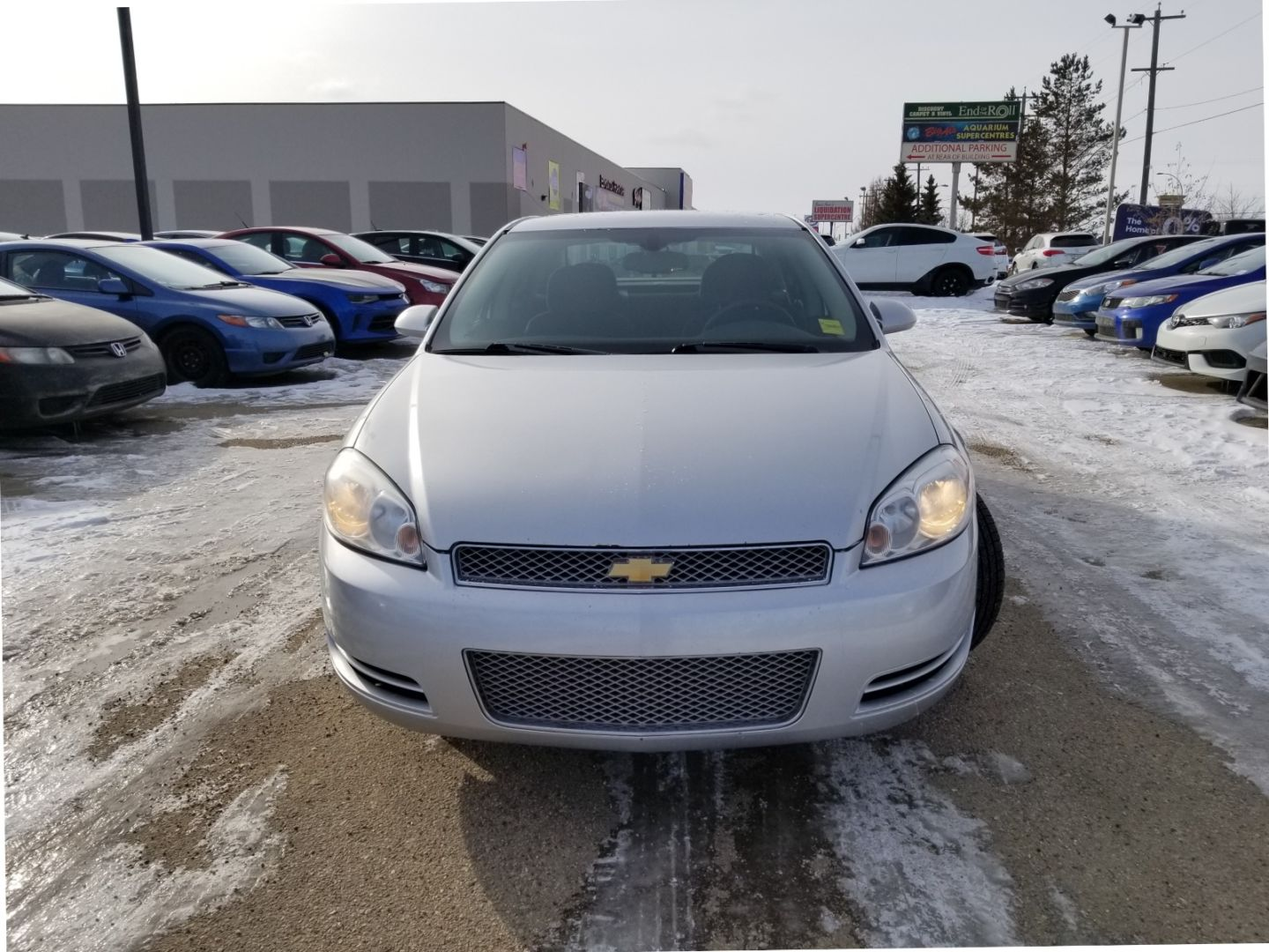 2012 Chevrolet Impala LS for sale in ,