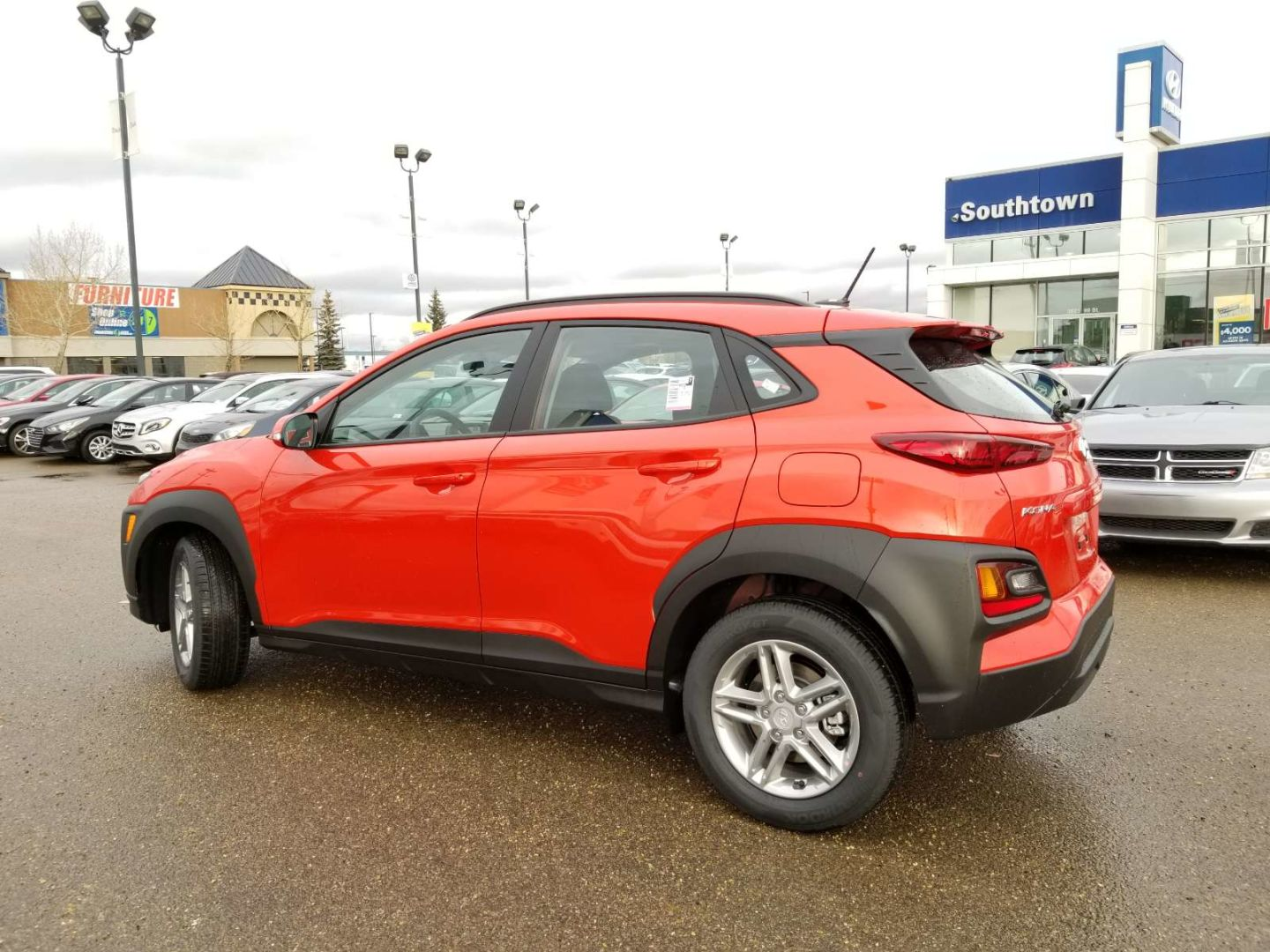 2020 Hyundai Kona Essential for sale in Edmonton, Alberta