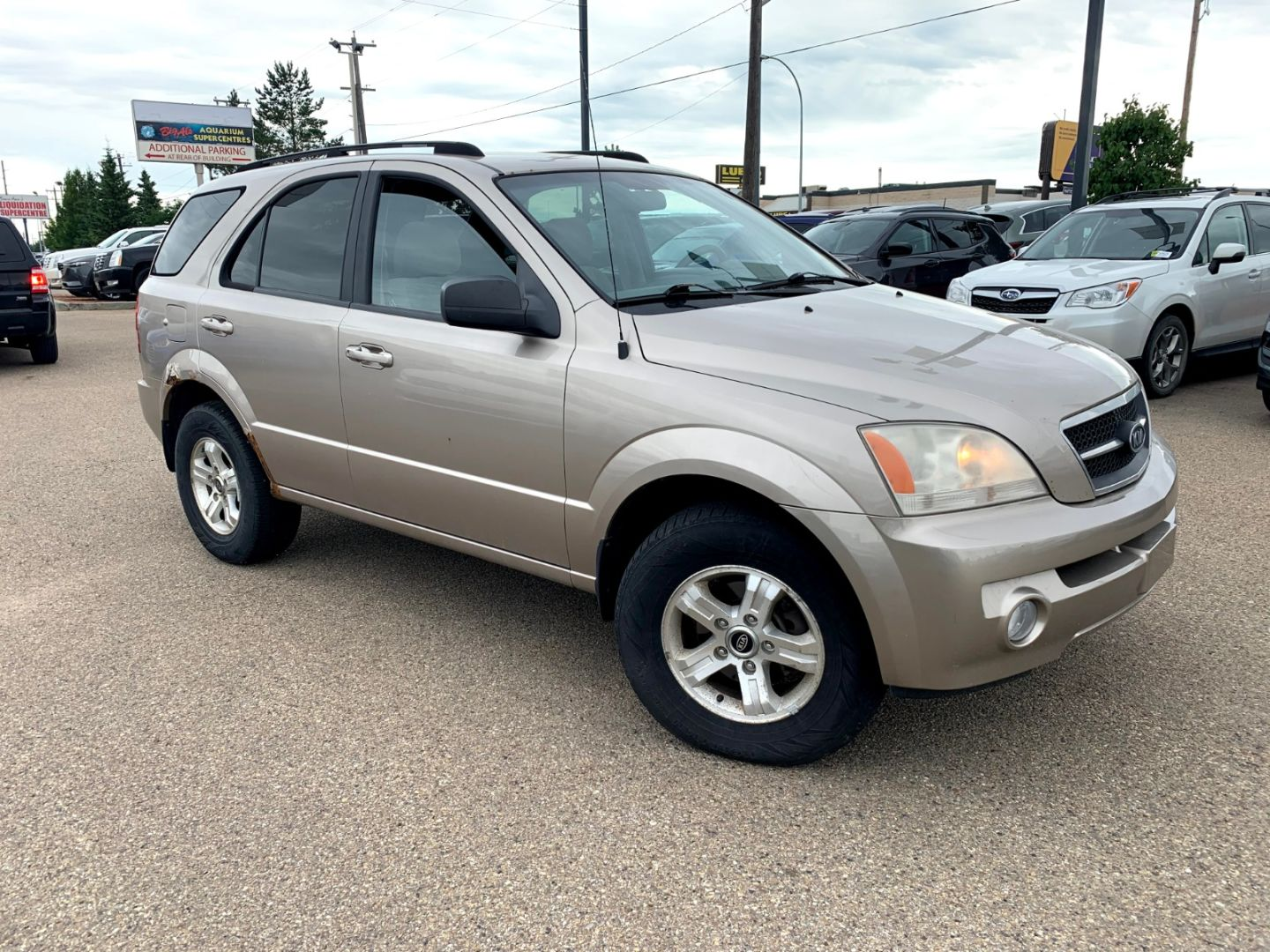 2005 Kia Sorento EX for sale in Edmonton, Alberta