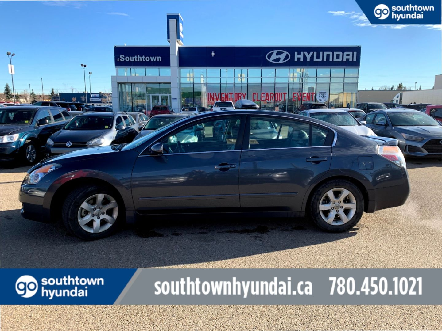 2009 Nissan Altima 2.5 SL for sale in Edmonton, Alberta