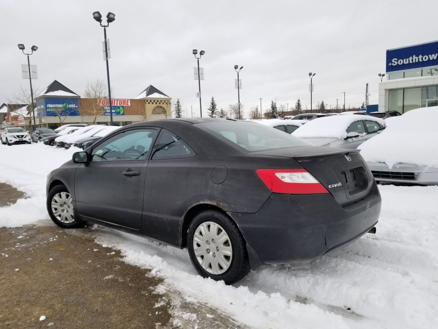 2006 Honda Civic Cpe DX-G for sale in ,