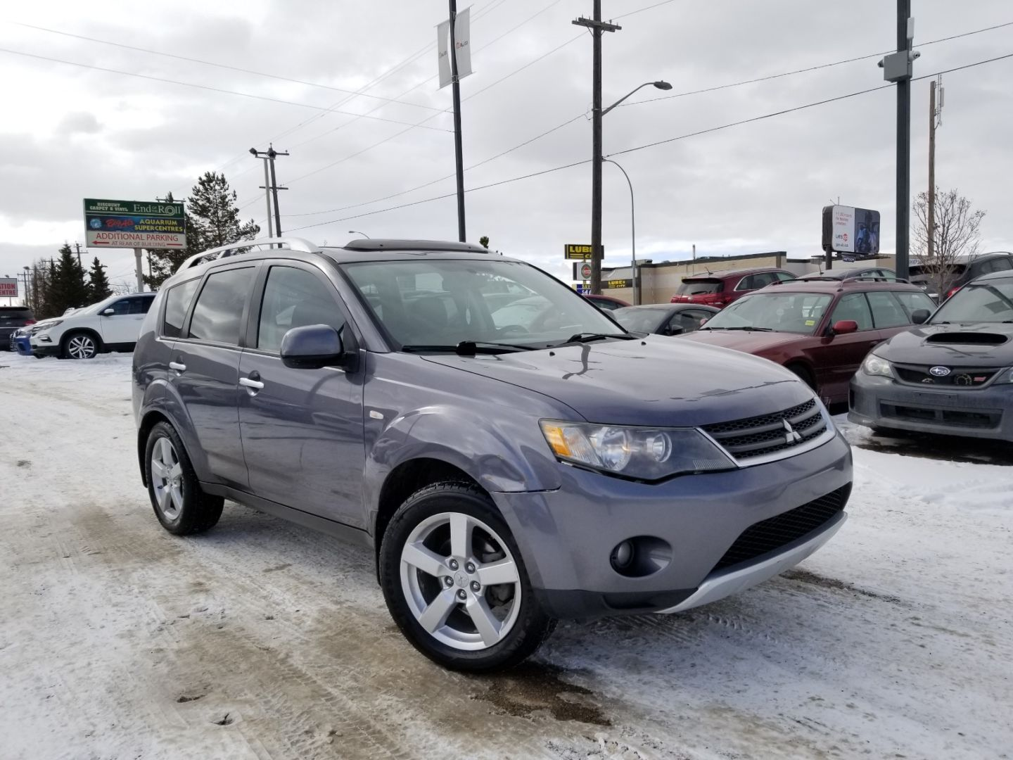 2007 Mitsubishi Outlander XLS for sale in ,