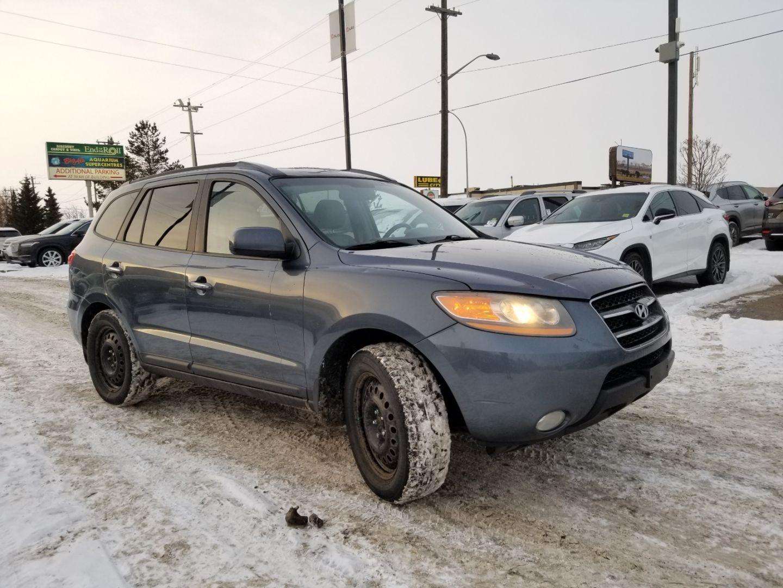 2008 Hyundai Santa Fe Limited 5-Pass for sale in Edmonton, Alberta
