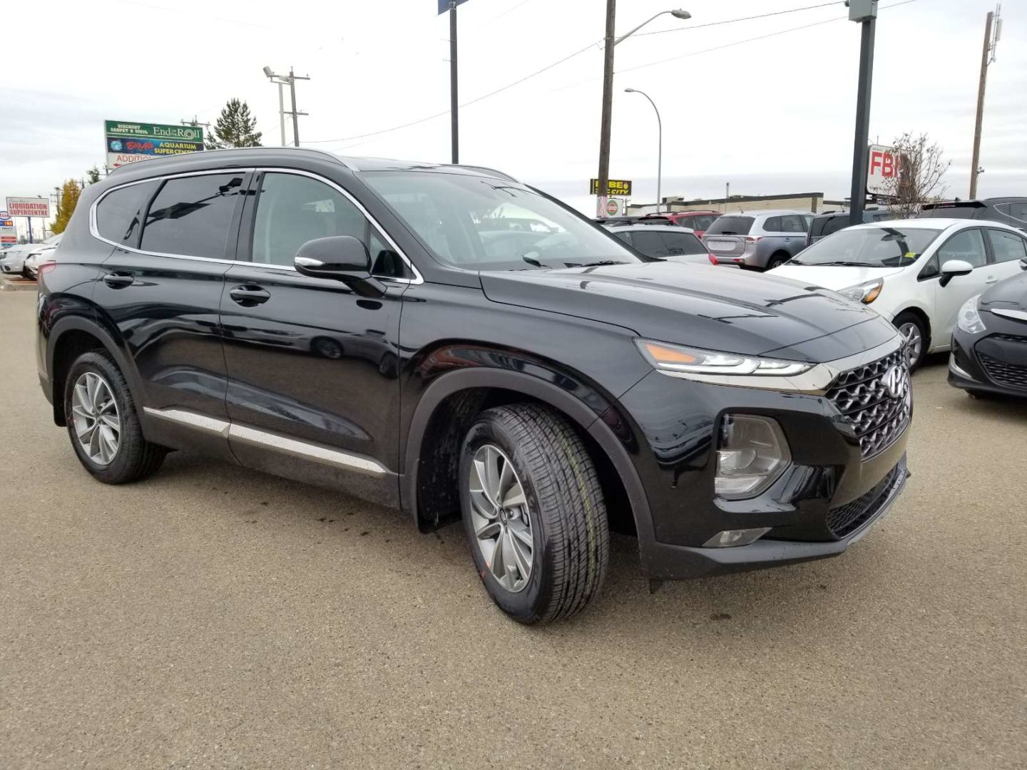 2020 Hyundai Santa Fe Preferred for sale in Edmonton, Alberta