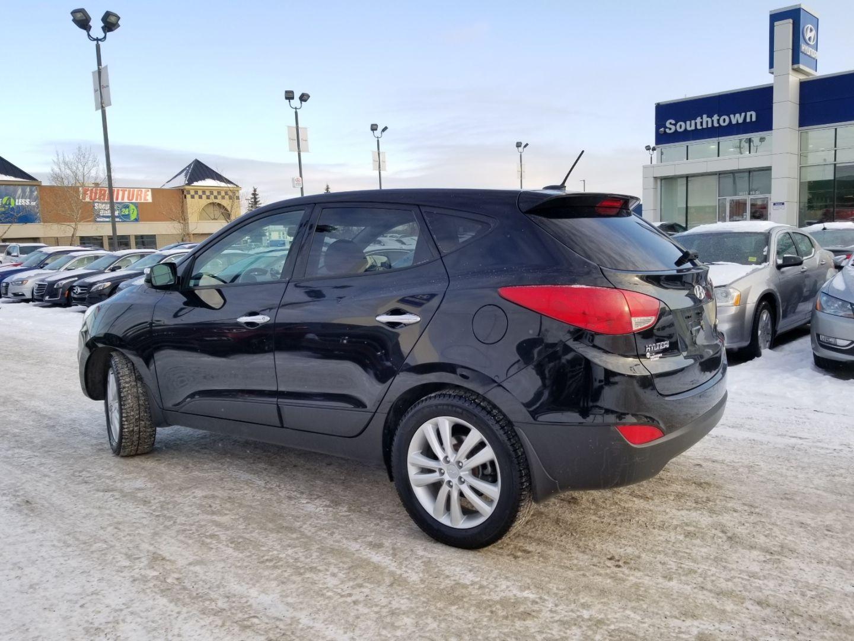 2010 Hyundai Tucson Limited for sale in Edmonton, Alberta
