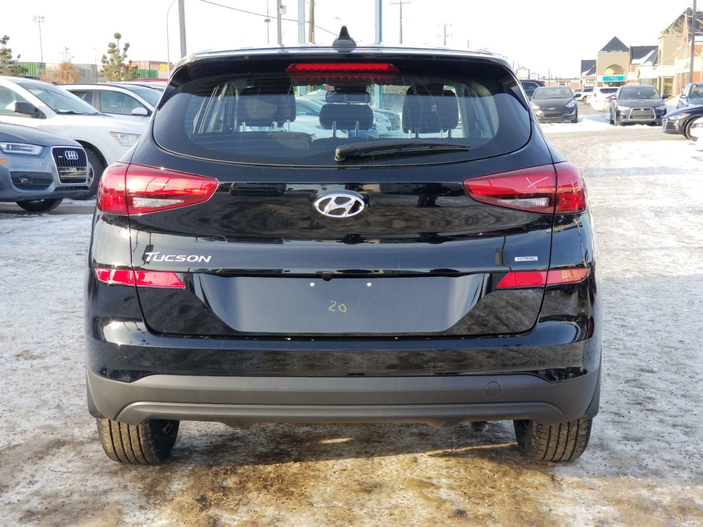 2020 Hyundai Tucson Essential for sale in Edmonton, Alberta