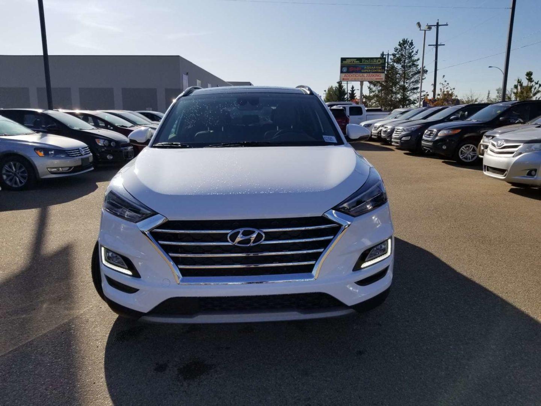 2020 Hyundai Tucson Ultimate for sale in Edmonton, Alberta