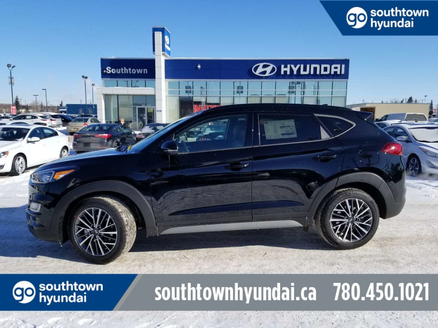 2020 Hyundai Tucson Luxury for sale in Edmonton, Alberta