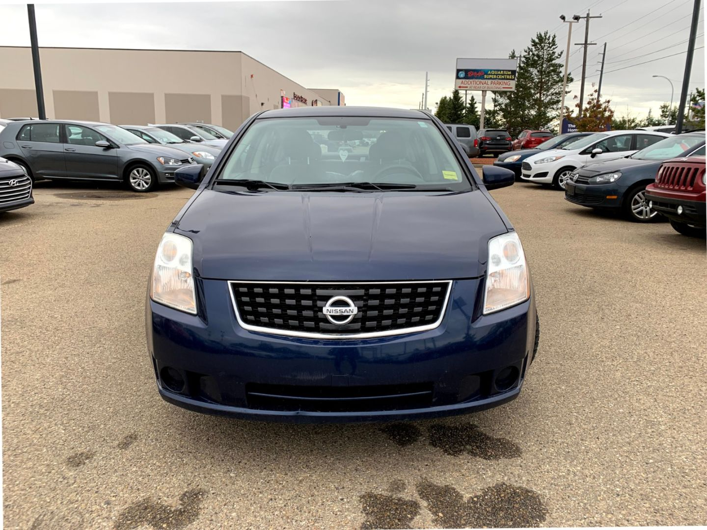 2009 Nissan Sentra 2.0 for sale in Edmonton, Alberta