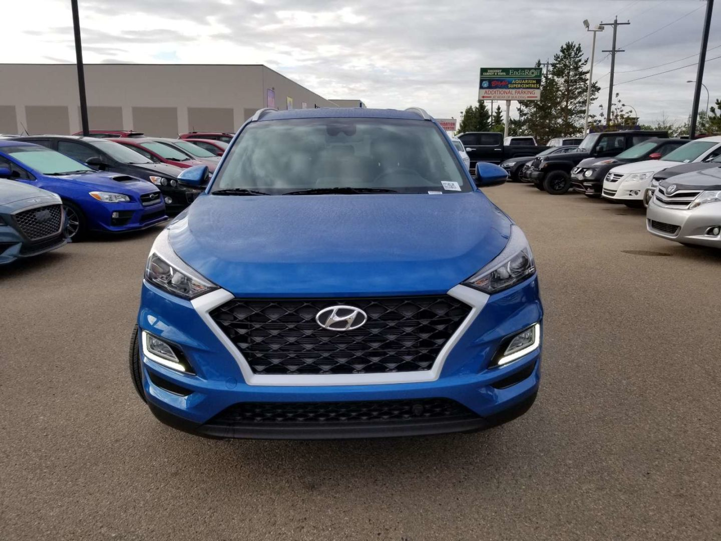2020 Hyundai Tucson Preferred for sale in Edmonton, Alberta