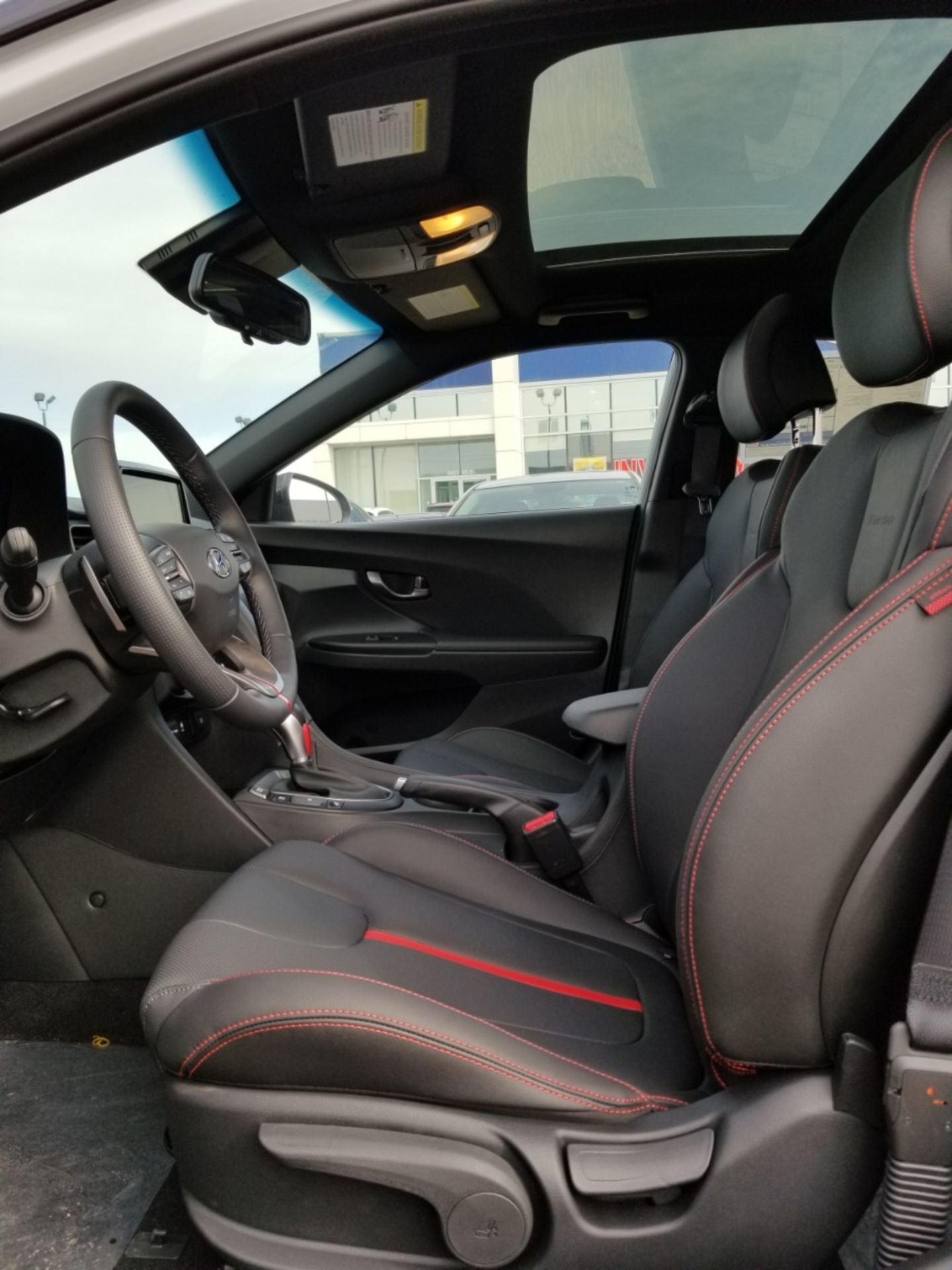2020 Hyundai Veloster Turbo for sale in Edmonton, Alberta