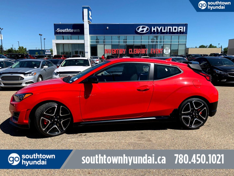 2020 Hyundai Veloster N  for sale in Edmonton, Alberta