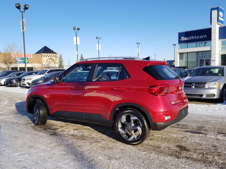 2020 Hyundai Venue Trend for sale in Edmonton, Alberta