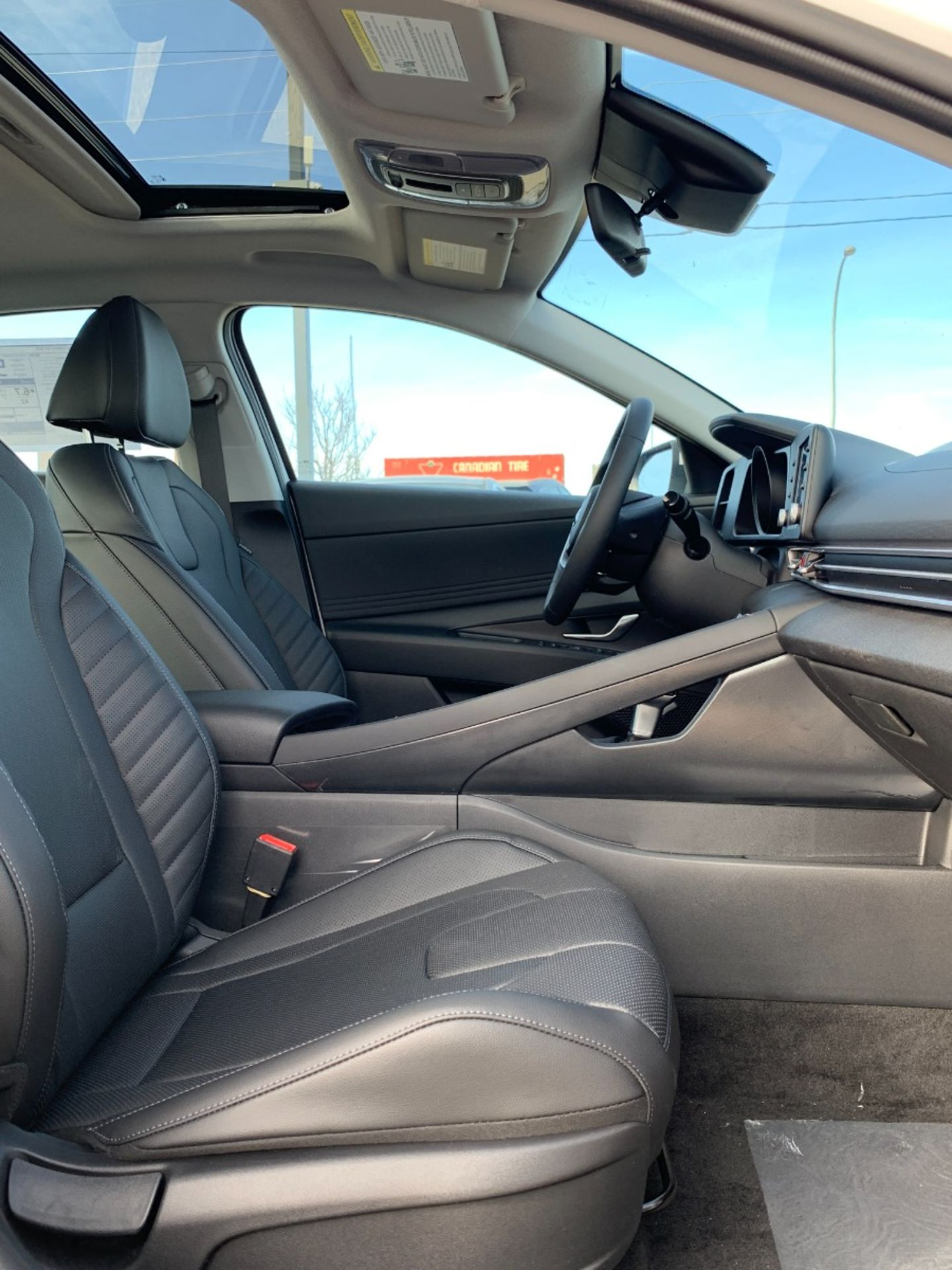 2021 Hyundai Elantra Ultimate for sale in Edmonton, Alberta