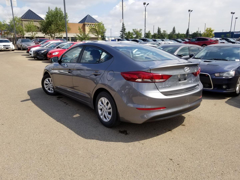 2018 Hyundai Elantra L for sale in Edmonton, Alberta