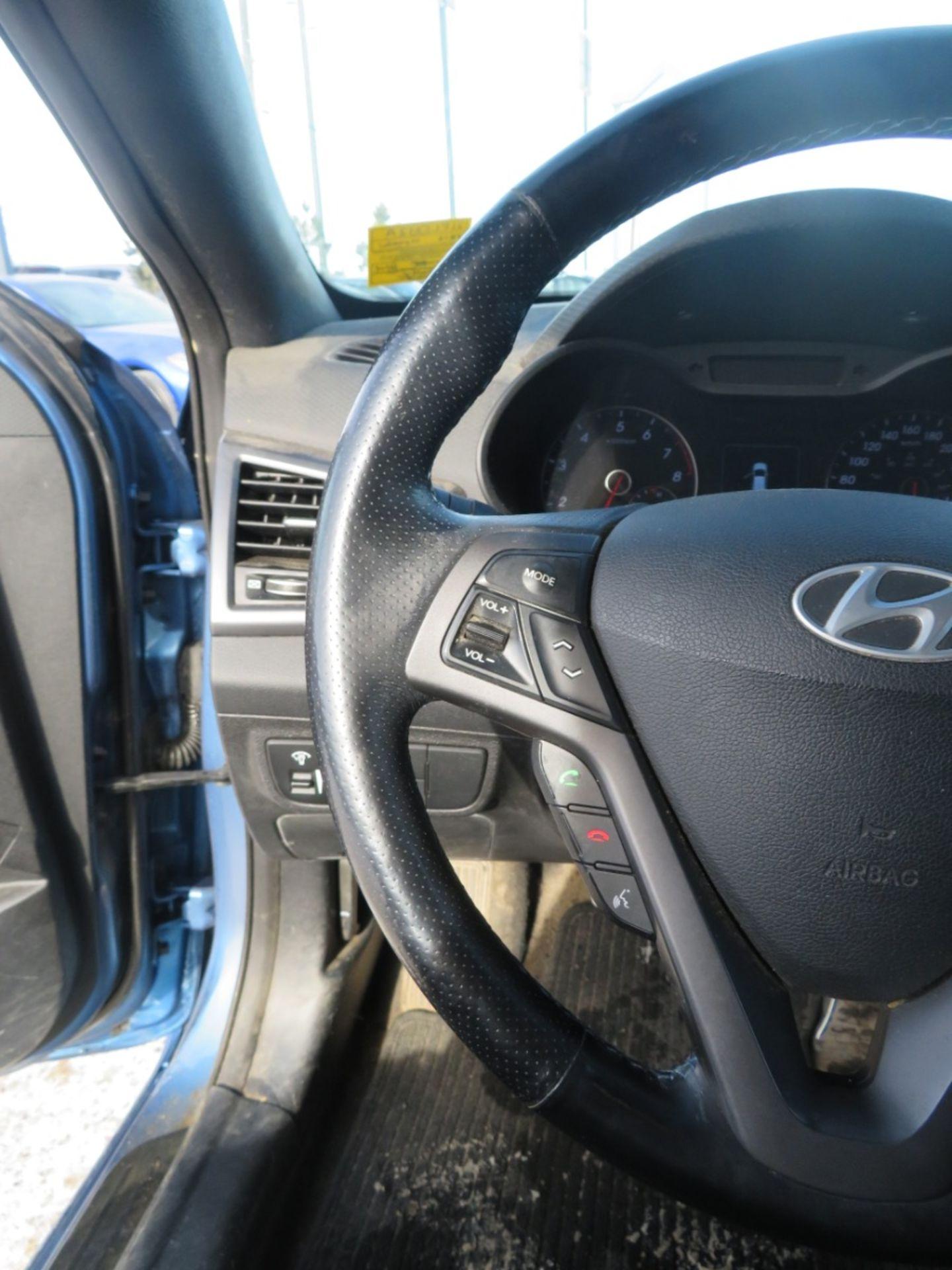 2016 Hyundai Veloster Rally Edition for sale in Edmonton, Alberta