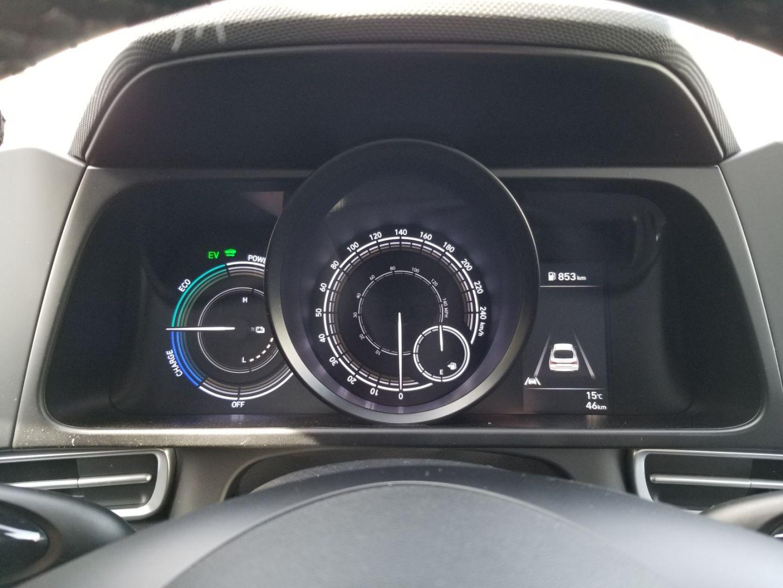 2021 Hyundai Elantra Hybrid Preferred for sale in Edmonton, Alberta