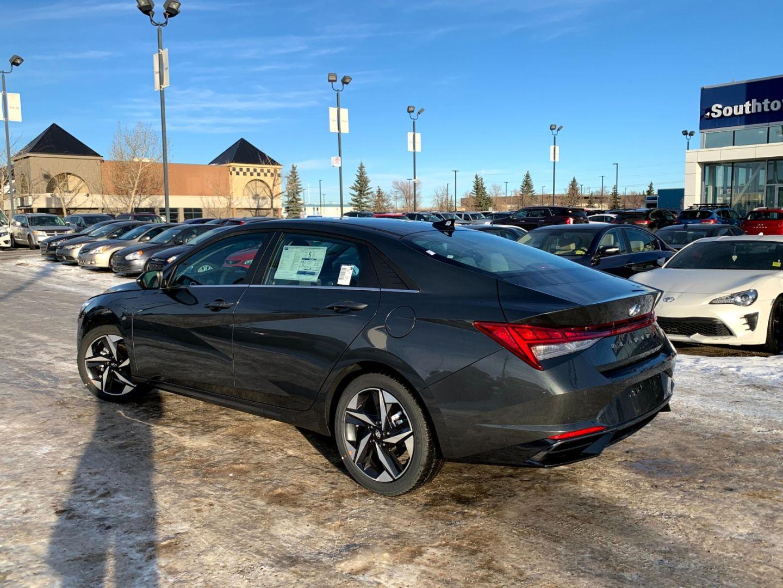 2021 Hyundai Elantra Ultimate w/Lt Grey Seats for sale in Edmonton, Alberta