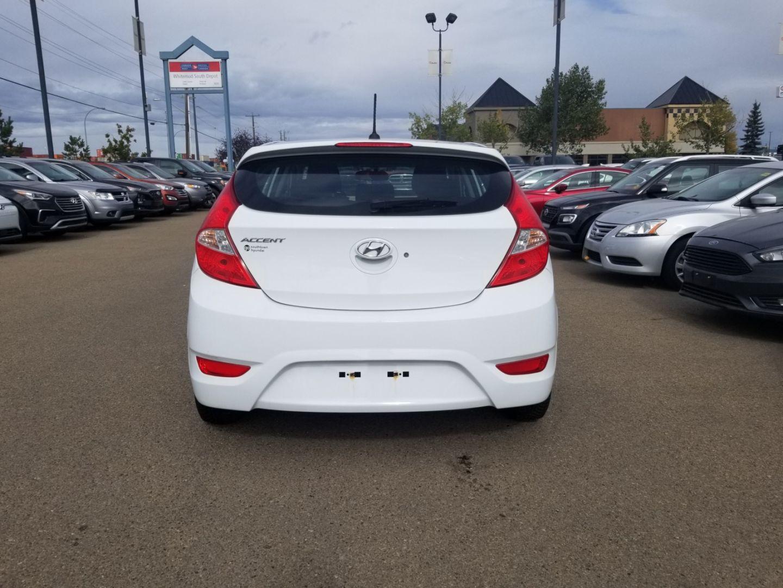 2017 Hyundai Accent LE for sale in Edmonton, Alberta