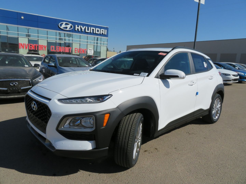 2021 Hyundai Kona Luxury for sale in Edmonton, Alberta